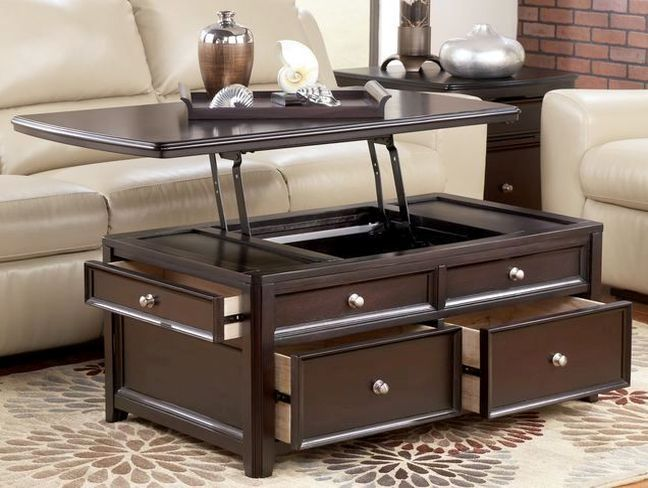 Coffee Table Lift Top Tv Tray Coffee Tables Ideas
