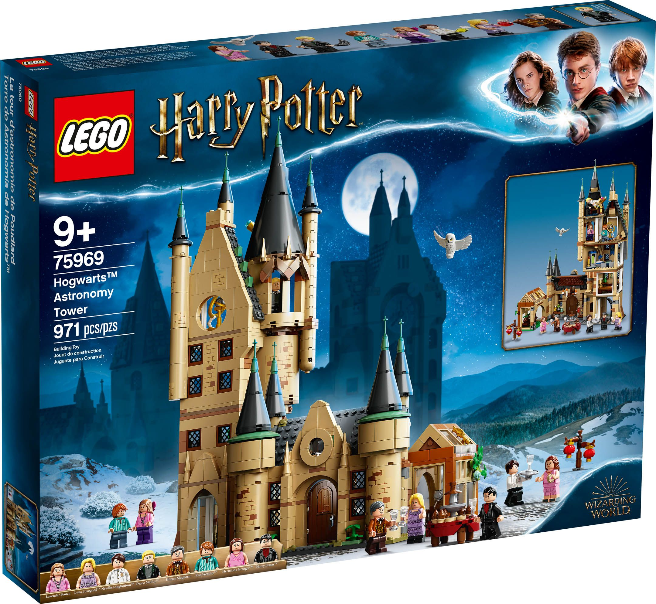 Six New Lego Harry Potter Sets Revealed For Summer 2020 With Centaurs Hogwarts Expansion Buildable Hedwig And More News The Brothers Brick Lego Hogwarts Harry Potter Lego Sets Harry Potter Set