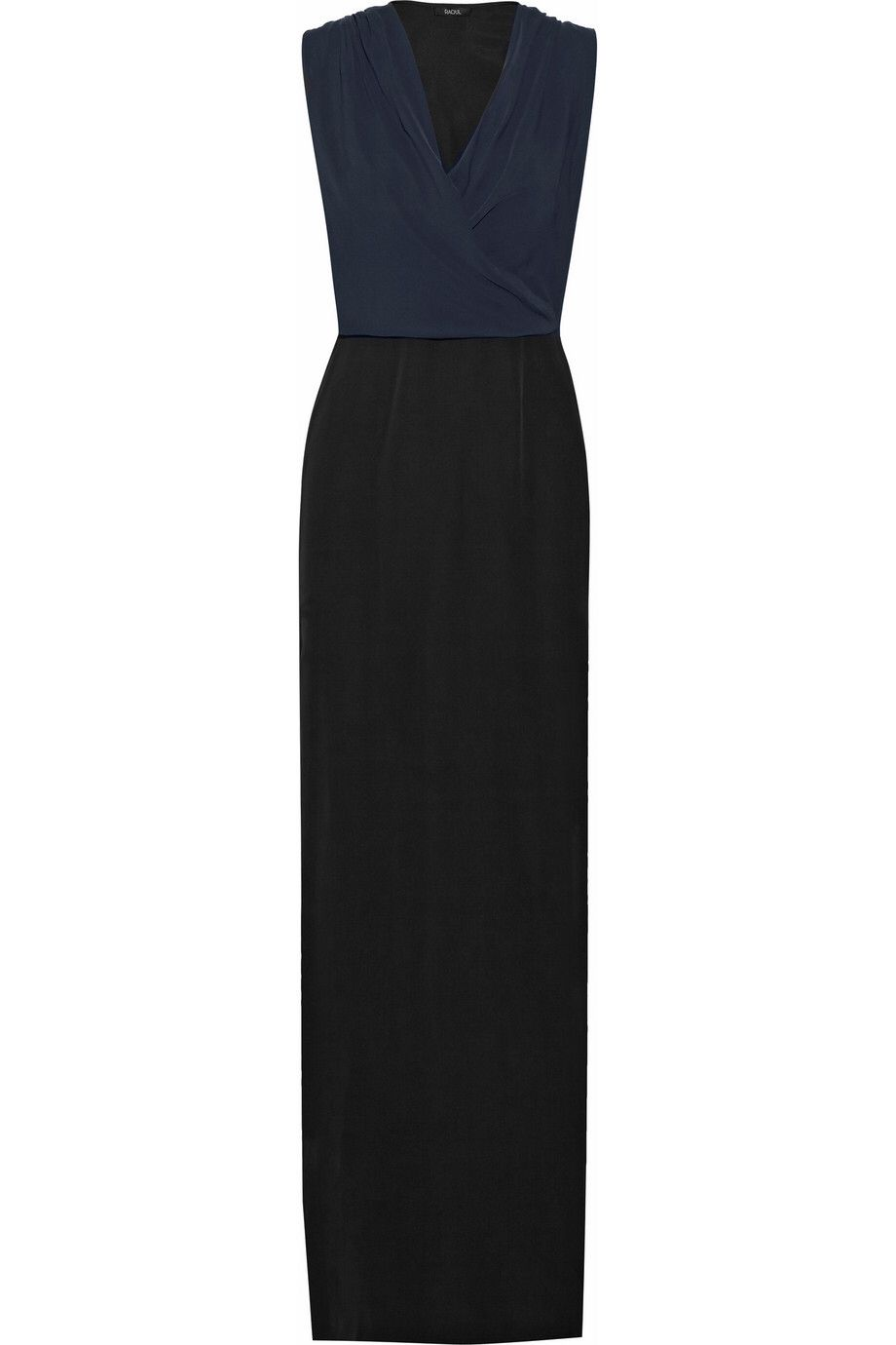 RAOUL Gina draped silk gown £222.69 http://www.theoutnet.com/products/559980