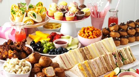 Party Finger Food Wedding Events Party Food Pinterest
