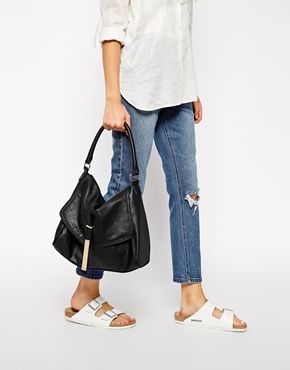 Enlarge ASOS Flapover Shoulder Bag