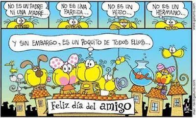 Mil Bendiciones A Todos Los Angelines Los Amigos Que Son ángeles Con Las Alas En El Alma Dia Del Amigo Friends Day Spanish