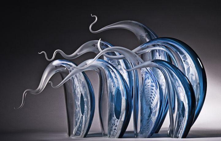 sculture-vetro-acqua-fuoco-vento-rick-eggert-2 - KEBLOG