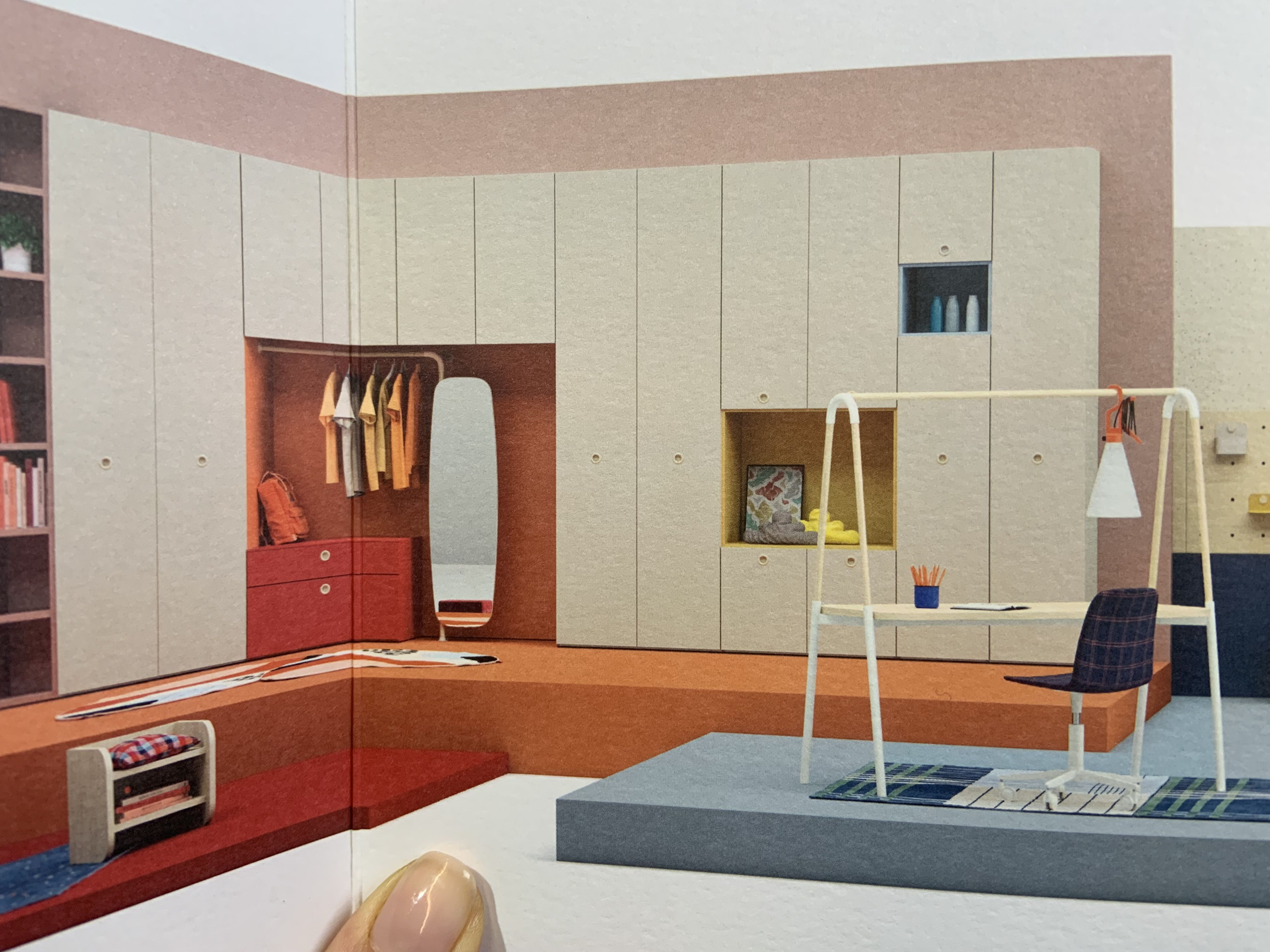 Armoire Sur Mesure Chambre Enfant Et Ado Design Made In Italia