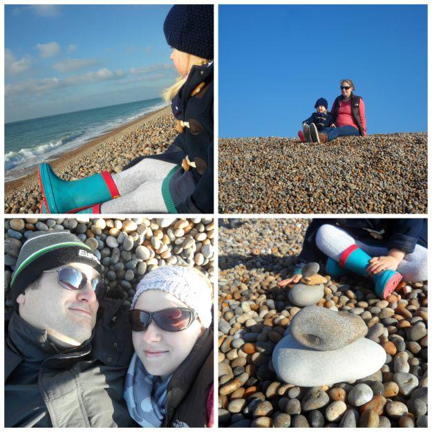Dorset Adventures, Chisel Beach. happylittlefeather.com