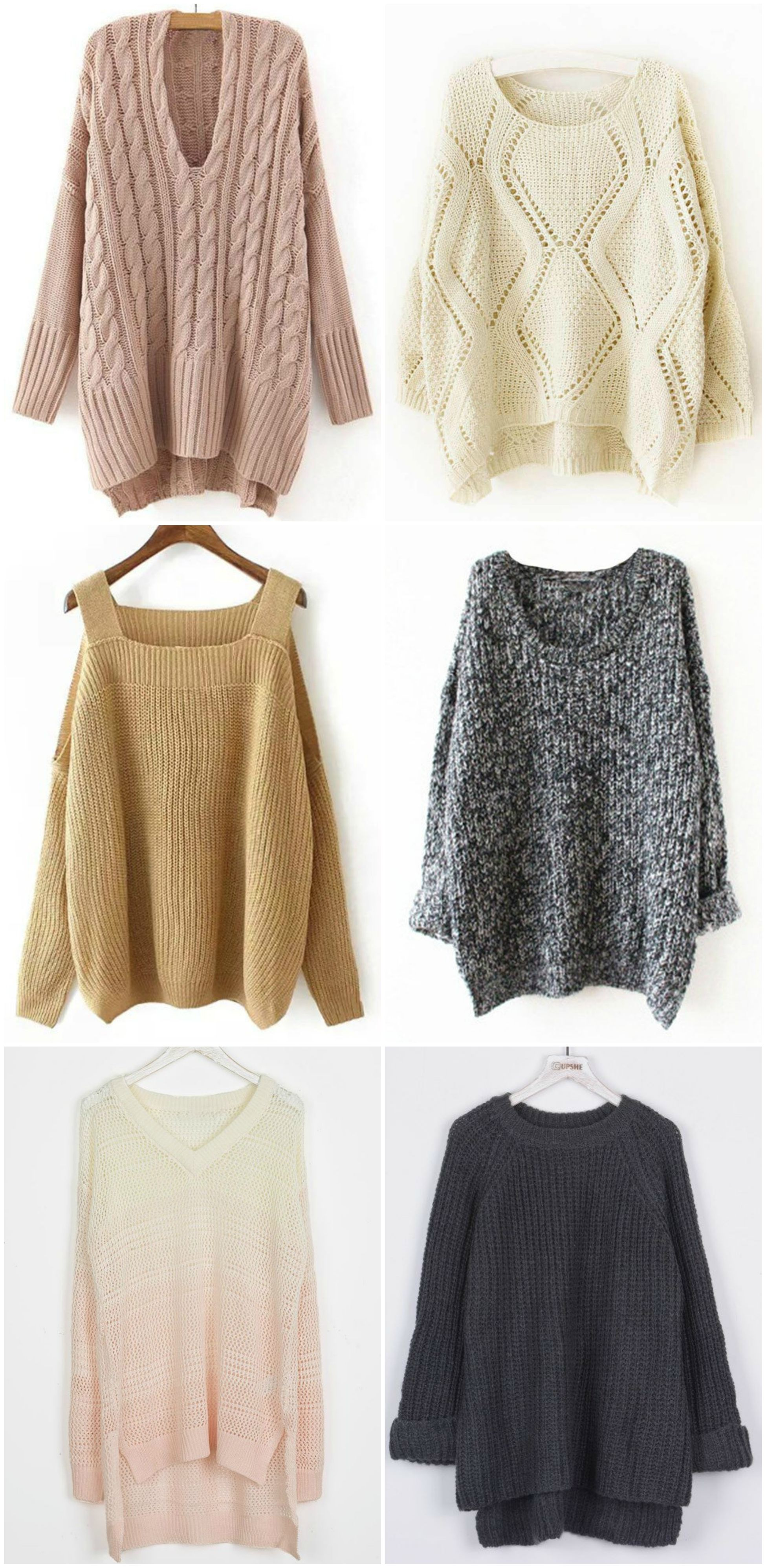 6 Essential Fall Sweaters That Are Ridiculously Comfy #sweaters ...