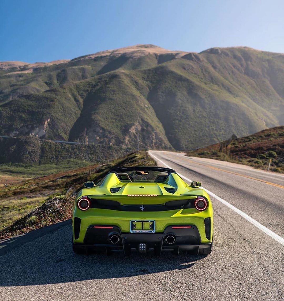 Ferrari 488 Pista Spider What Do You Think Follow Sir For More