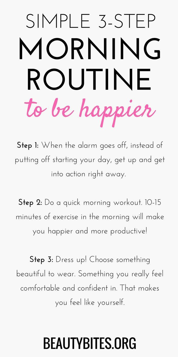 3 Morning Habits For Better Mood, Even If You're Not a Morning Person - Beauty Bites