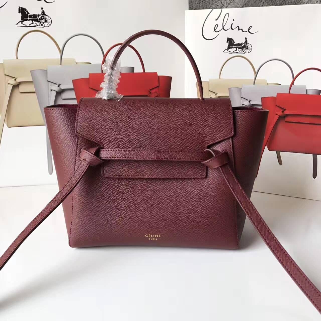Celine Micro Belt Handbag 100% Authentic 80% Off  b6de4dcb5476a