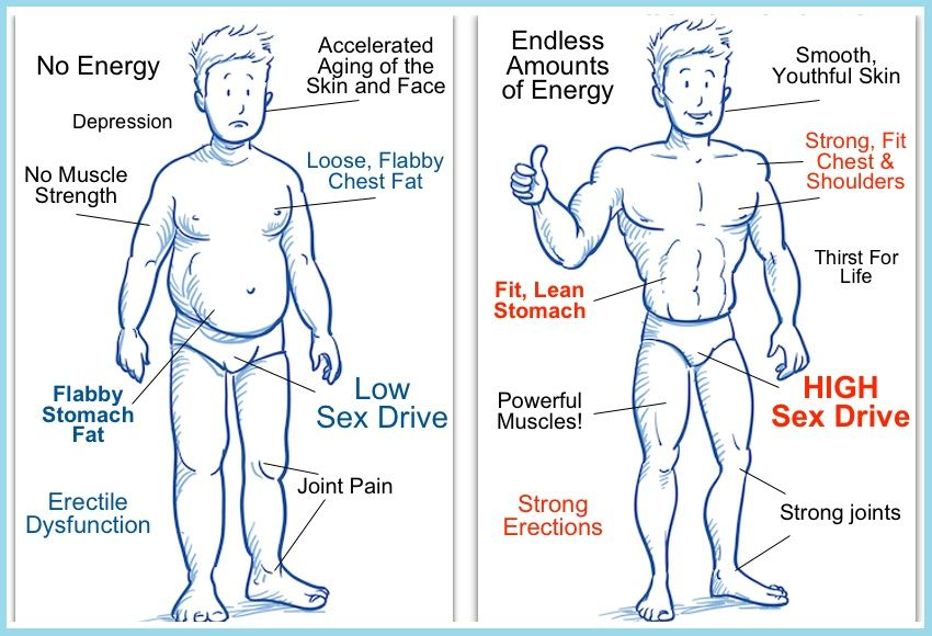 How Can I Increase My Testosterone Level Naturally