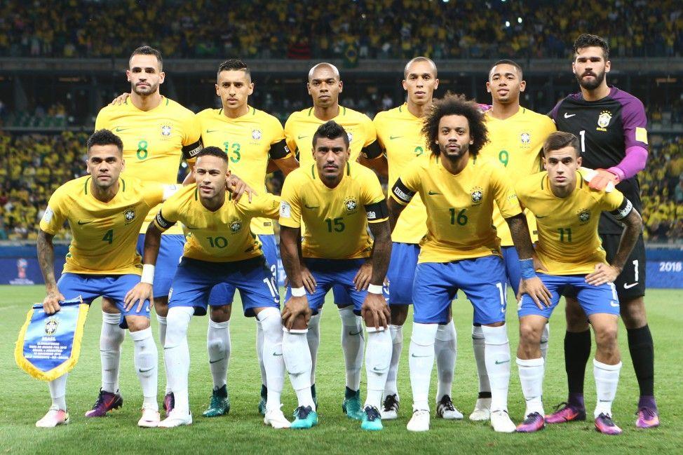 Brasil X Argentina Selecao Brasileira Brasil X Argentina Fotos De Equipe Fifa