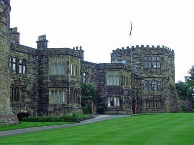 Westmorland Castle, Cumbria, England