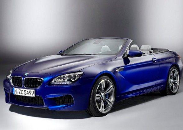2012 Bmw M6 Convertible 2012 New York Auto Show Motor Trend Bmw M6 Convertible Bmw M6 Bmw M6 Coupe