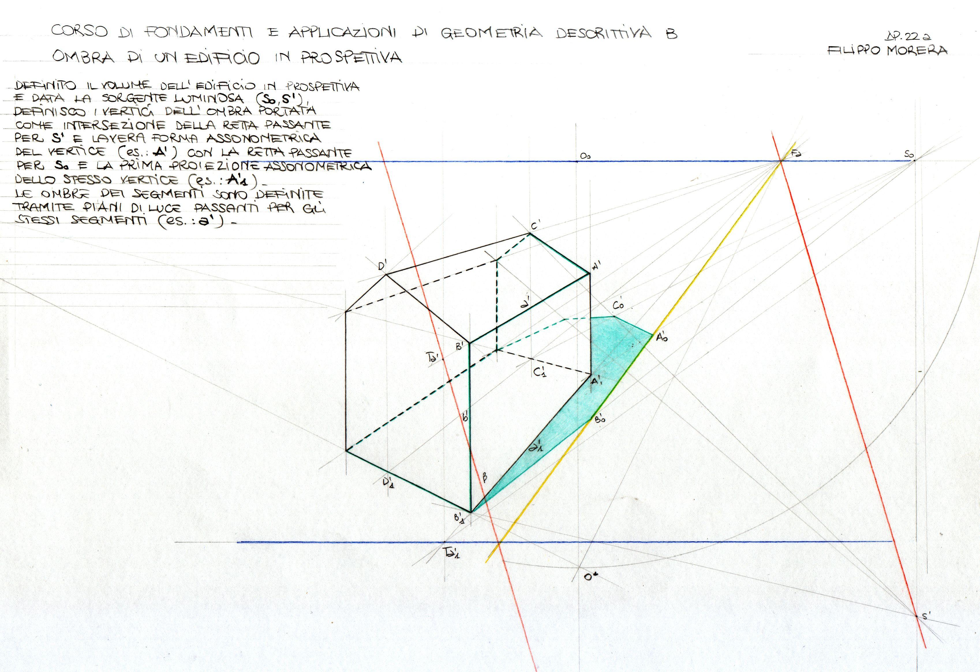 26 Idee Su Geometria Descrittiva Geometria Prospettiva Verità