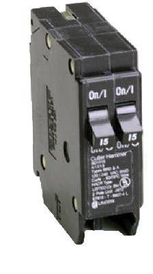 1 Pole Eaton Electrical Supplies Type Br 15 Amp Single Pole Bd Duplex Circuit Breaker Bd1515 As Shown Eaton Electrical Circuit Eaton Corporation