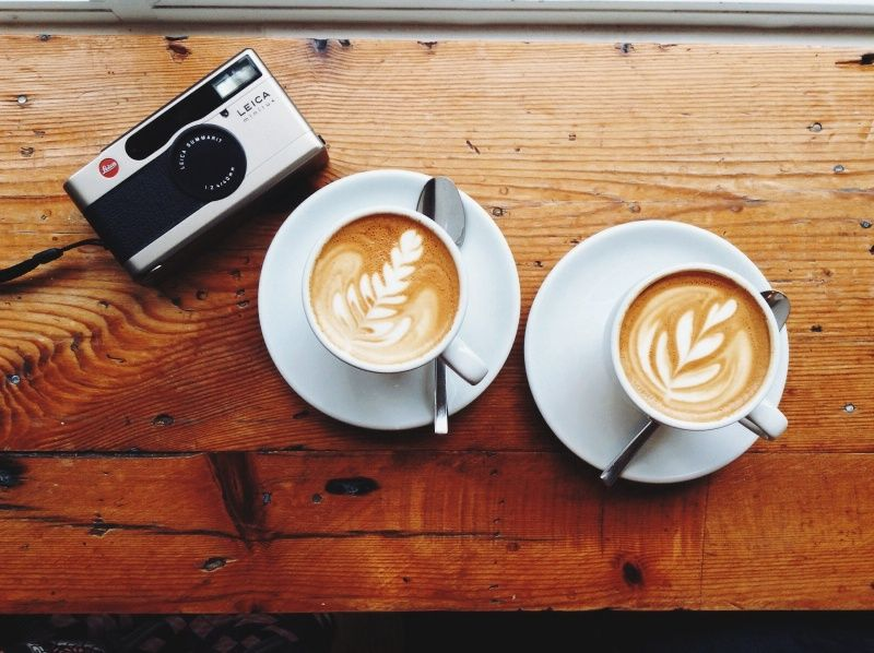 Leica & Coffee / photo by polek