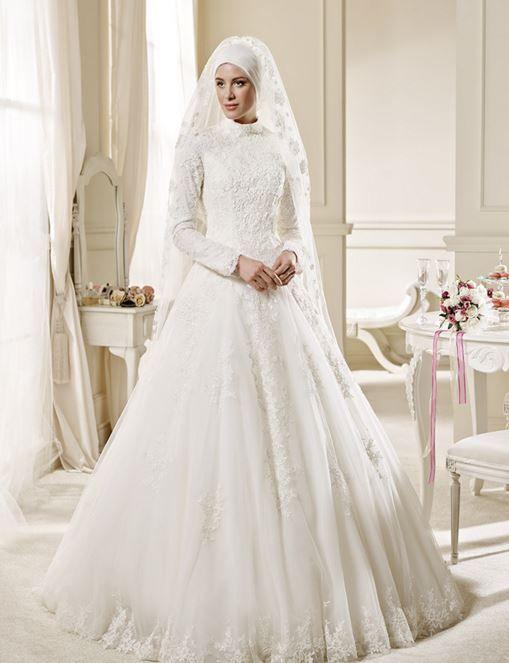 b2642588b6170 Aysira Tesettür Gelinlik Modelleri | gelinlik | Gelinlik, Düğün, Gelin