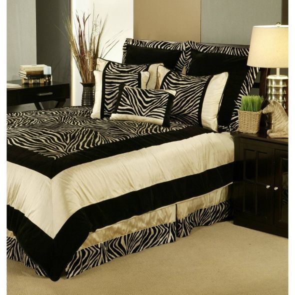 Genial Leopard Print Accessories Bedroom Decor Ideas   AxSoris.com