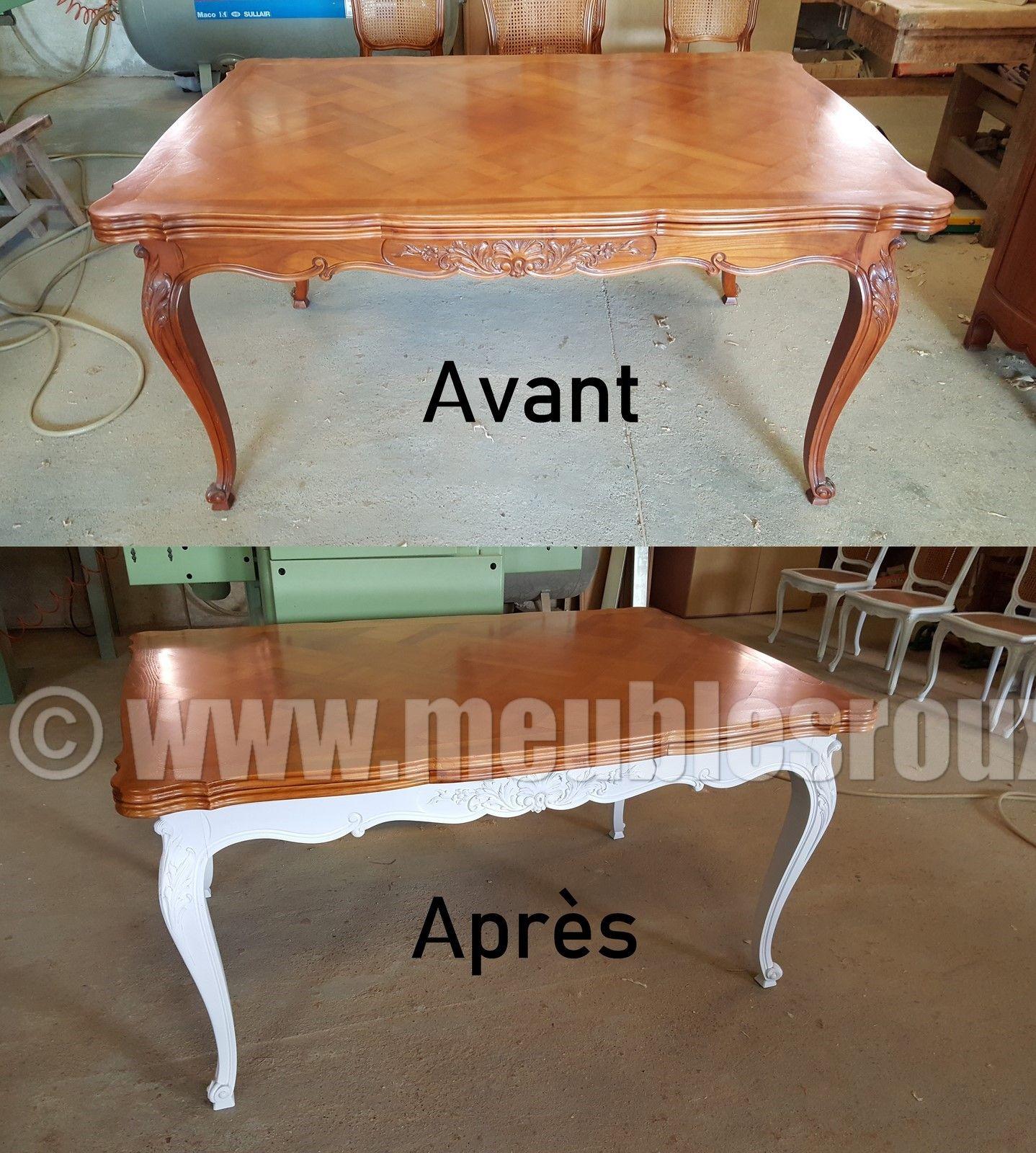 Relooking D Une Table Decapage Par Aerogommage Pietement Laque Gris Dessus Vernis Bois Naturel Relooking Meuble Mobilier De Salon Relooking De Mobilier