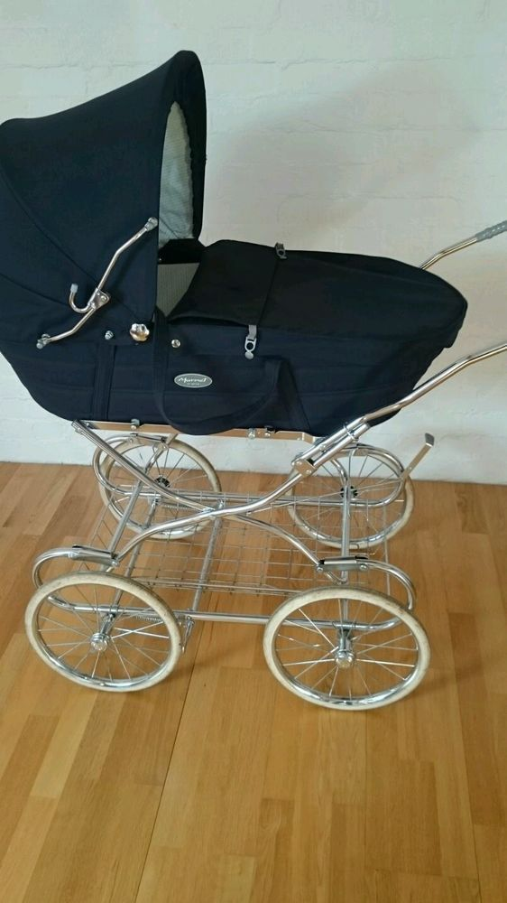 Best Pushchairs Ever Details About Vintage Marmet By Britax Pram 70s 80s Baby