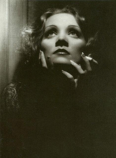 Marlene Dietrich, 1932; for Shanghai Express; photo by Eugene Robert Richee