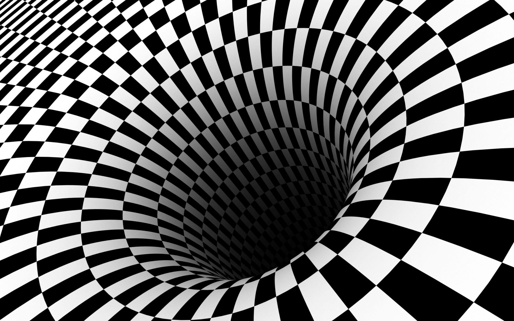 Moving Optical Illusions Black An