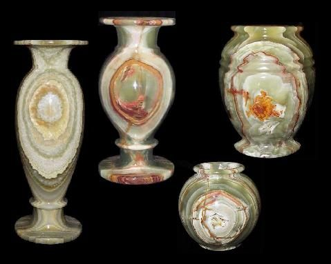 Onyx Vases For Sale Decorative Onyx Vases Are Beautifully