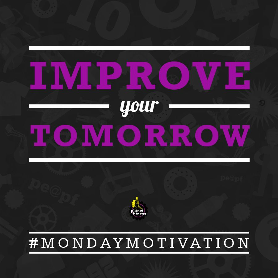 By starting today or tonight mondaymotivation