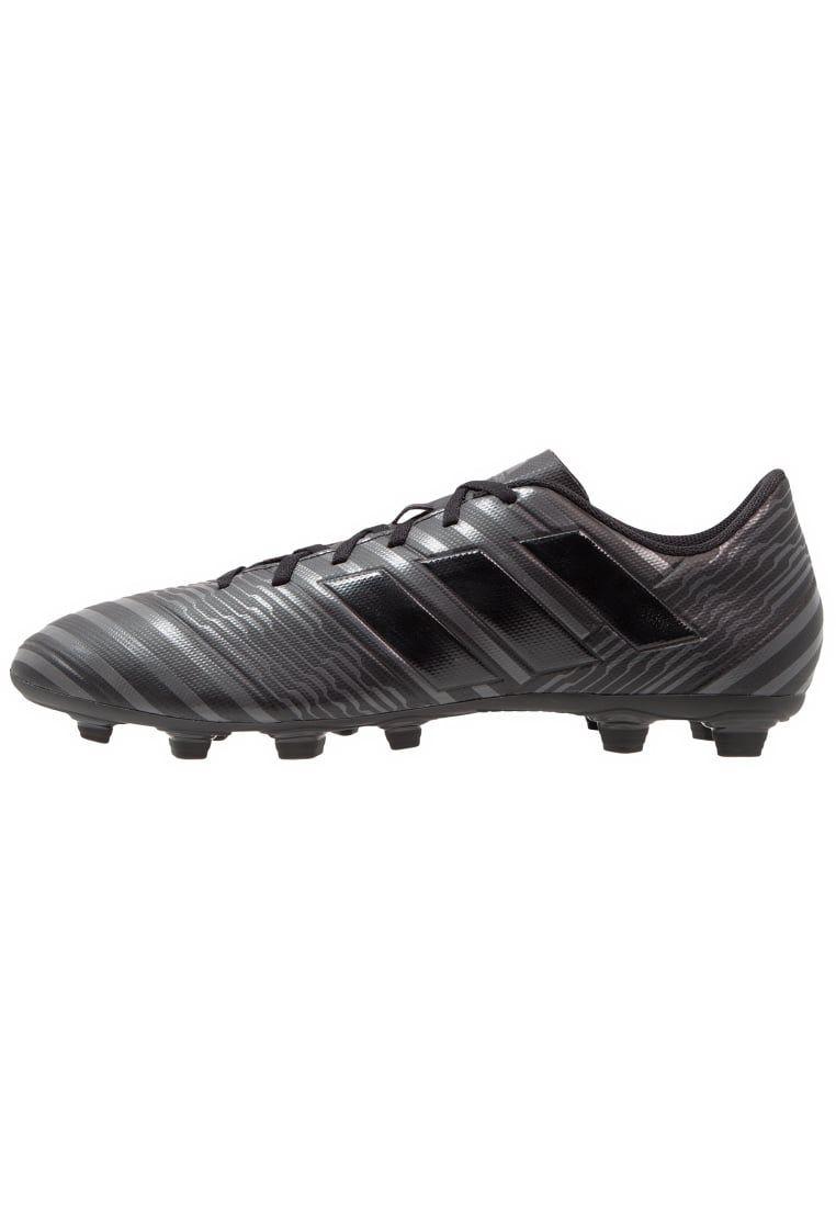 promo code 13d23 f1fa7 Haz clic para ver los detalles. Envíos gratis a toda España. Adidas  Performance NEMEZIZ 17.4 FXG Botas de fútbol con tacos core black utility  ...