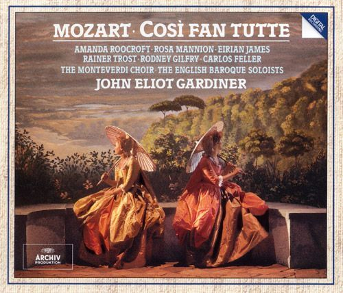 Gardiner: Mozart - Cosi fan Tutte (3 CD, APE)