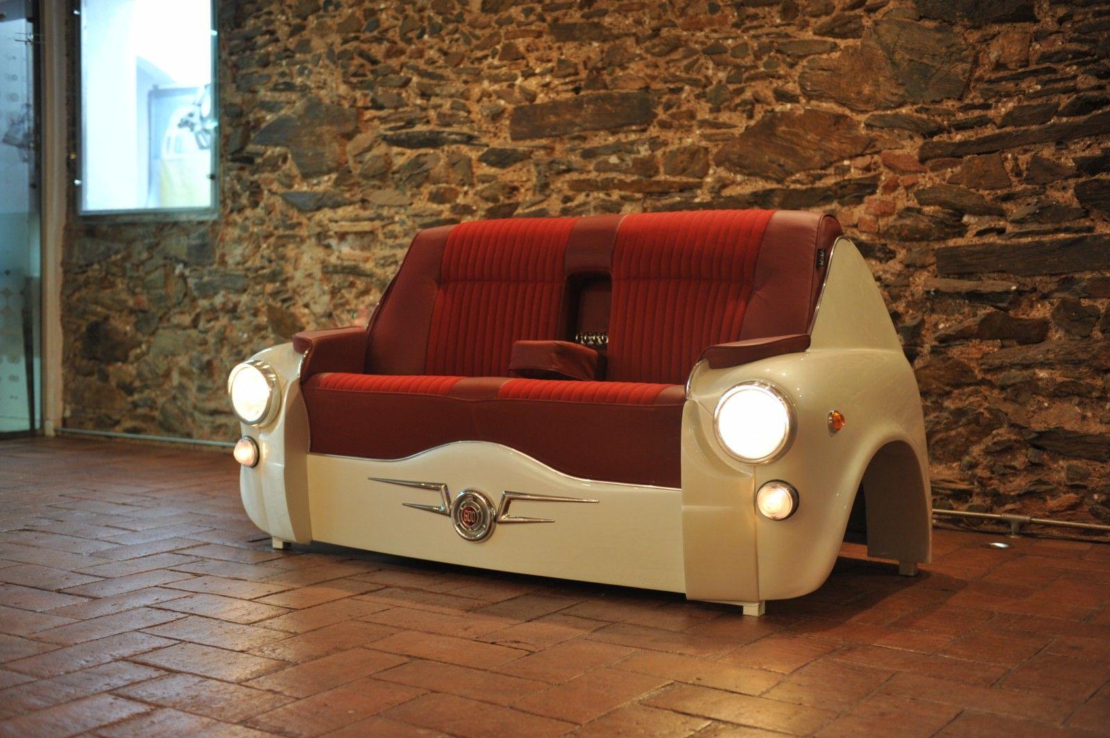 Sofa Seat 600 After Car Part Furniture Car Furniture Custom Furniture
