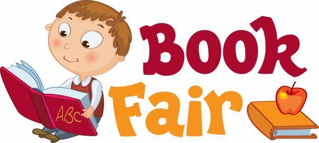 book fair clip art from pto today clip art pinterest pta pto rh pinterest com book fair clip art scholastic 2018 book fair clip art images