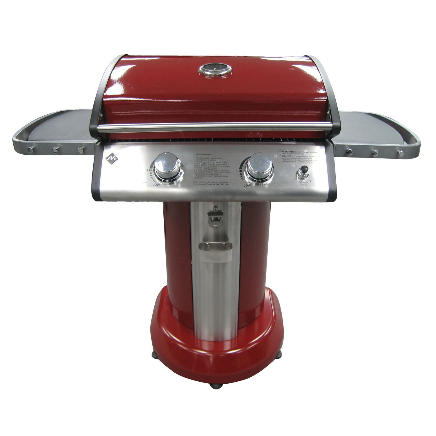 Member s Mark Red Patio Grill Sam s Club Dwelling