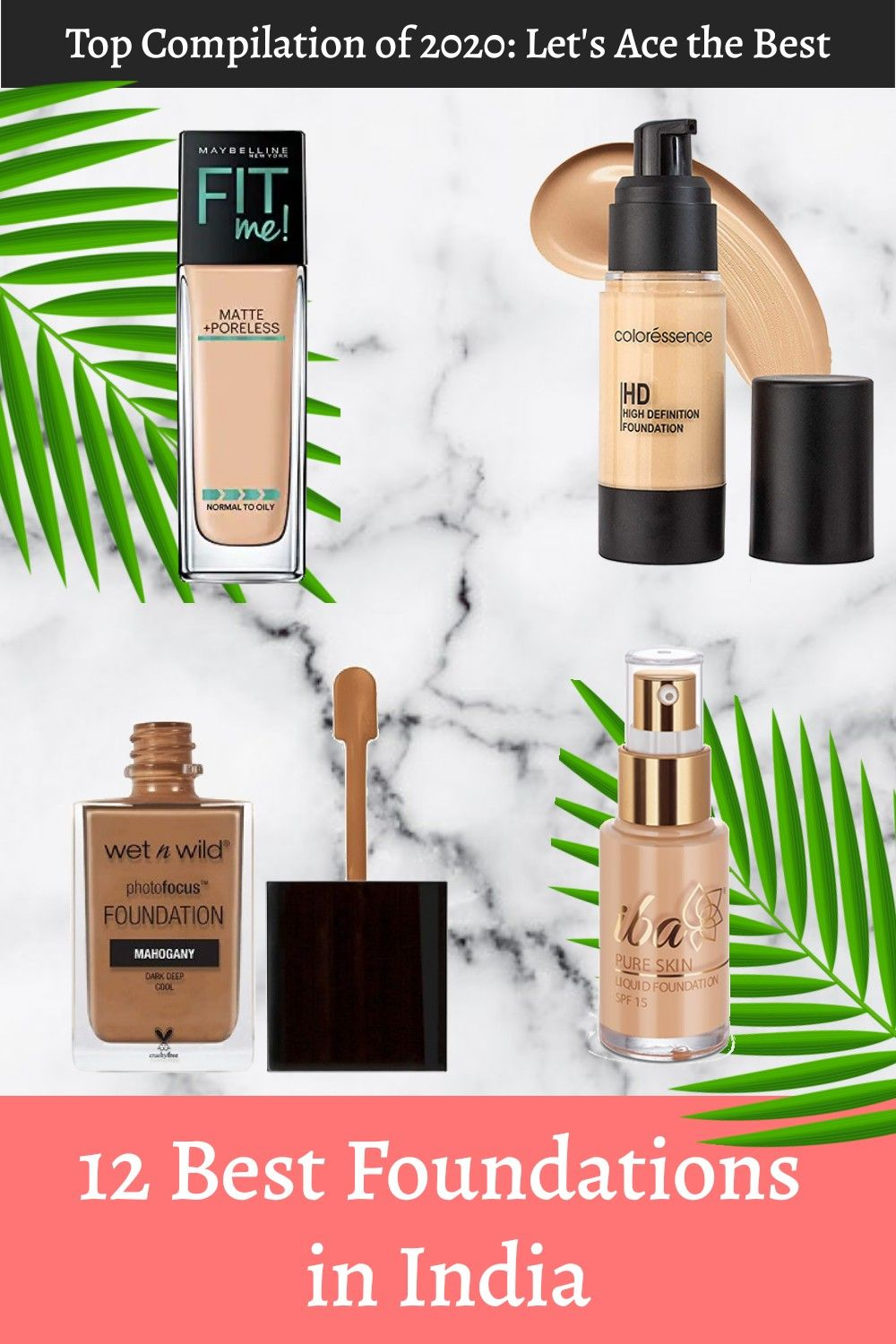 How To Get All Foundation Out Of Glass Bottle