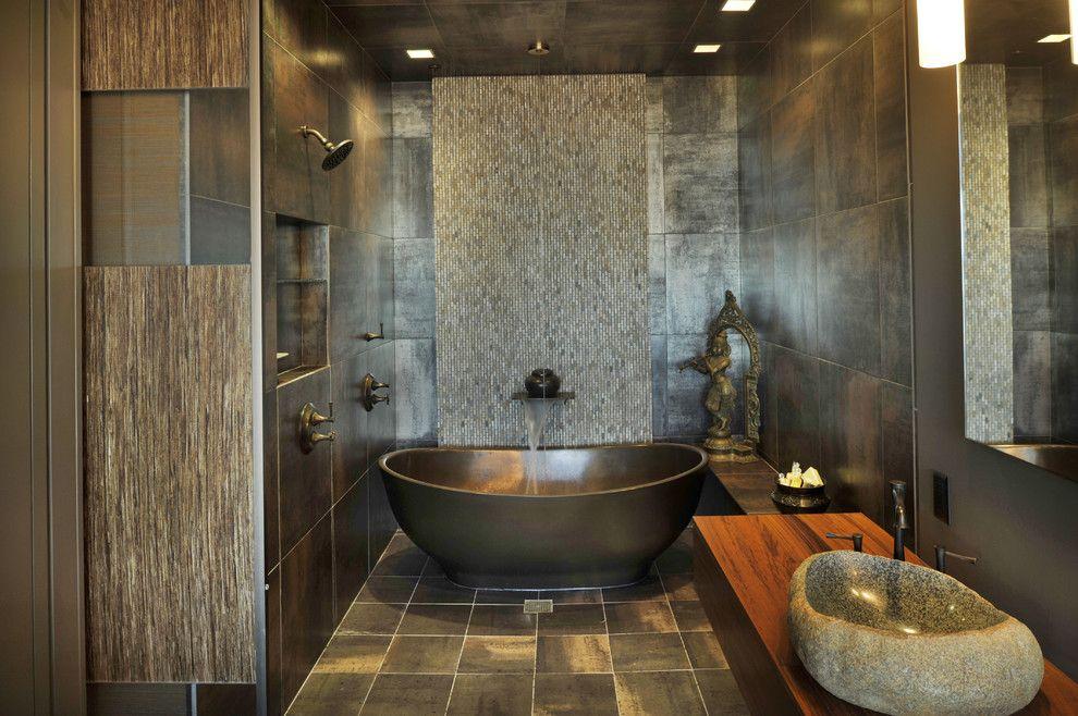 Bagni moderni dal design in stile zen bagni particolari