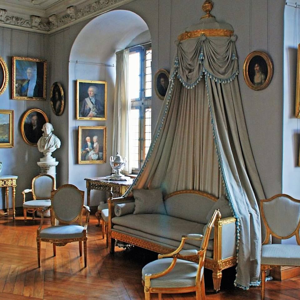 Louis Xvi Daybed With Images Georgian Interiors