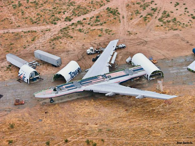 The 747 Wing House By David Hertz Architects Malibu California Is