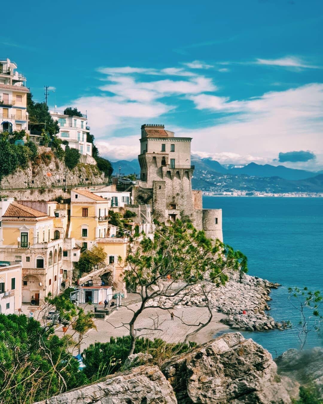 Cetara - #Salerno | Reisen