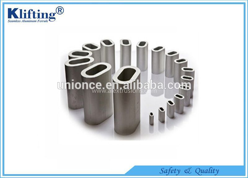 Top Quality Steel Wire Rope Slings Aluminium Ferrule | alibaba ...