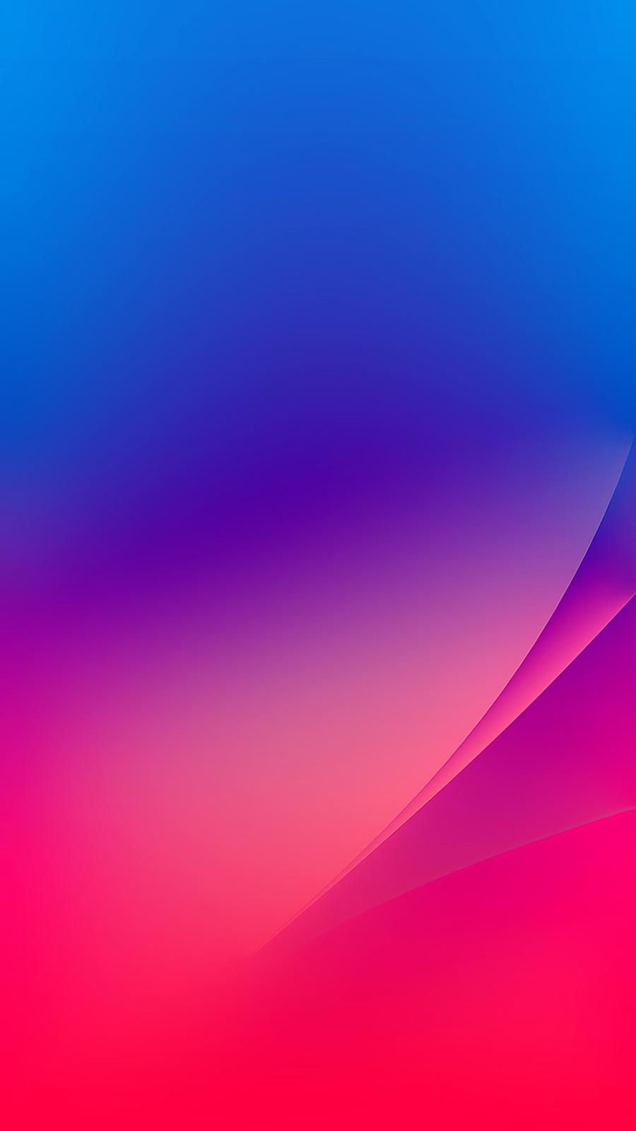 Aura RedBlue by AR72014 (iPhone X/XS/XSMAX/XR) Phone