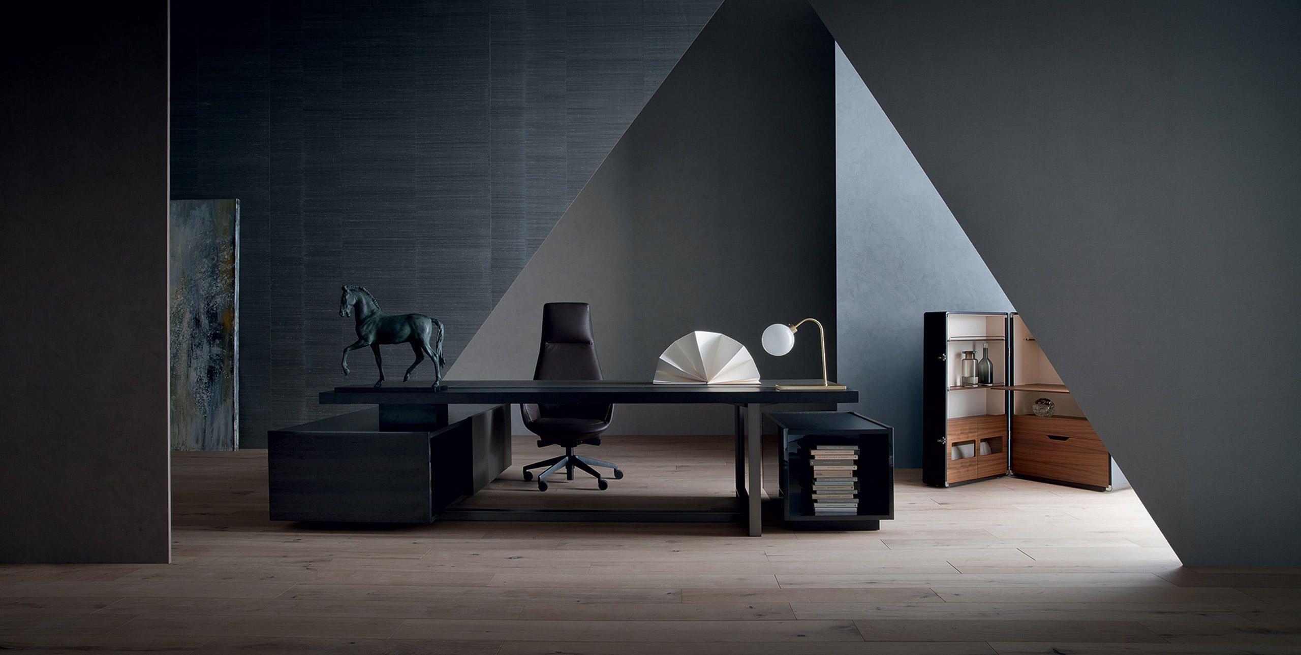 Jobs Desk By Poltrona Frau | Design Rodolfo Dordoni