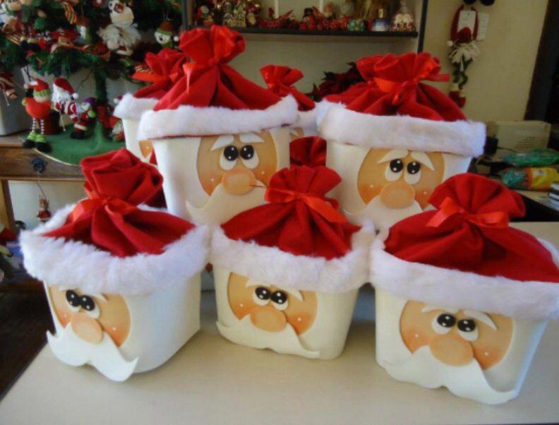 Santa Claus  para  regalar galletas o cualquier cosa  que se te ocurra