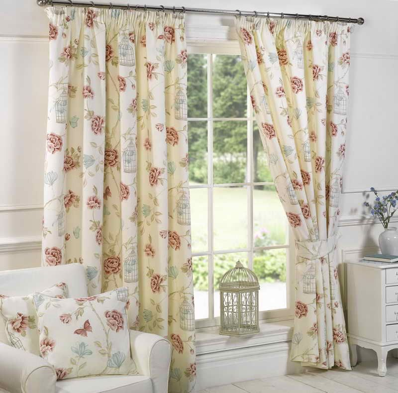 View All Curtains Charlotte Natural