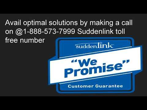 How To Contact Suddenlink Customer Service Number 1 888 573 7999