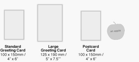 Greeting cards my style pinterest cards dimensions for redbubble postcards greetings cards m4hsunfo