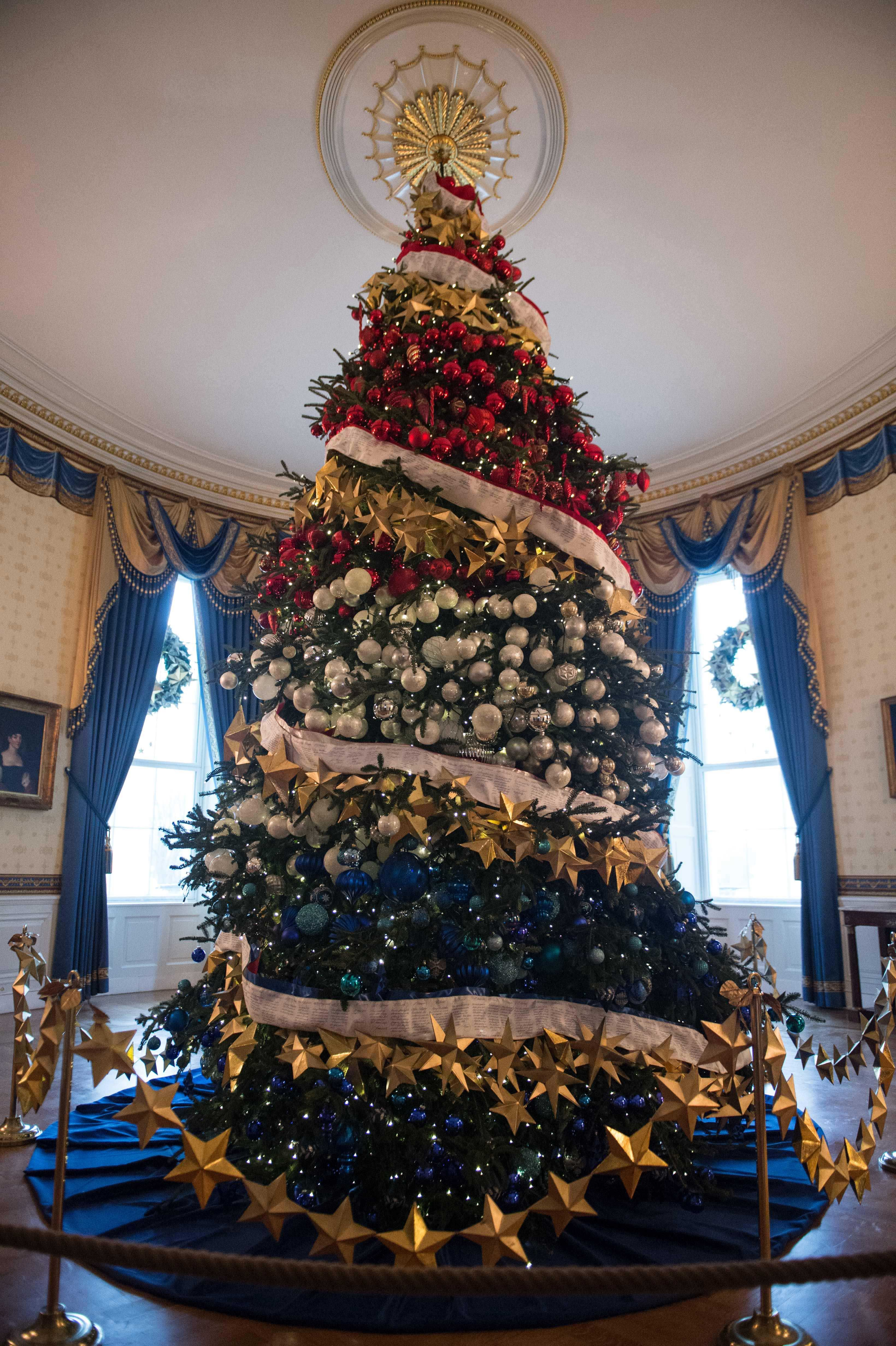 Dreaming Of A White House Christmas White House Christmas White House Christmas Decorations White House Christmas Tree