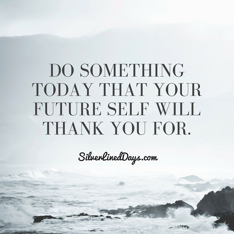 Our actions & decisions today will shape the way we will be living in the future. Make the most out of today with these free holistic resources! http://silverlineddays.com/freebies/