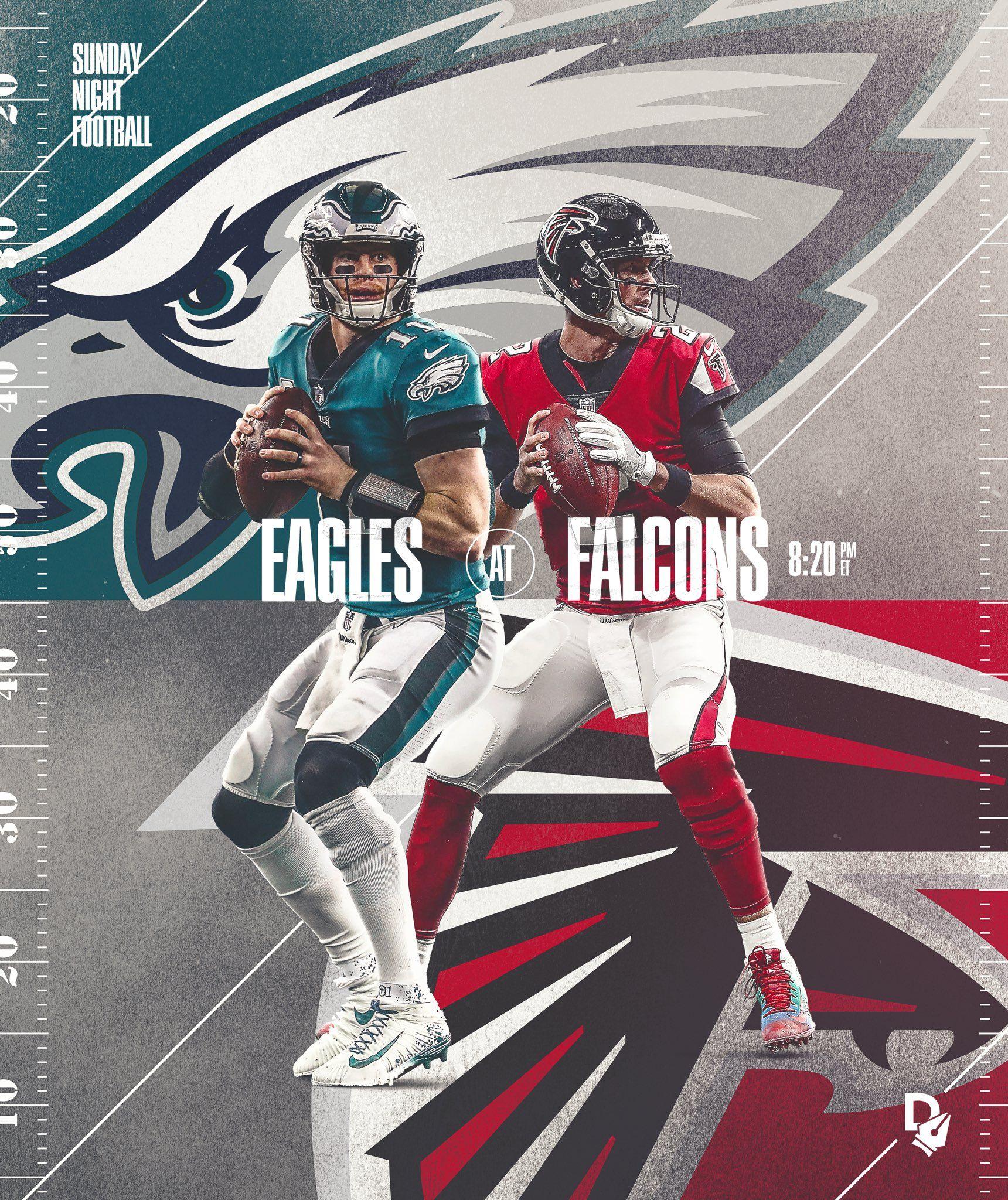 Johnny Silva On Twitter Football Poster Sports Design Inspiration Sunday Night Football