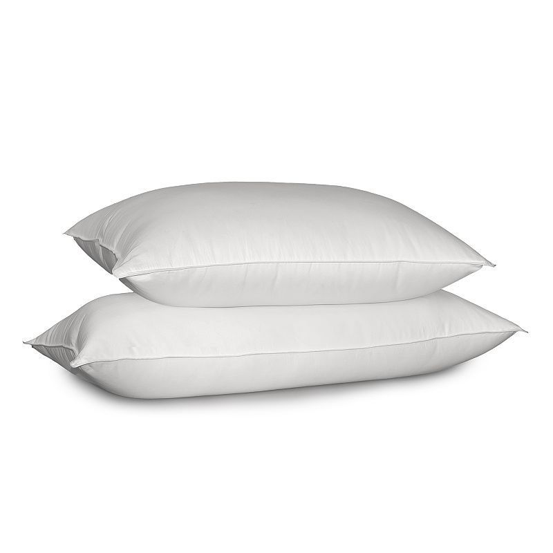 Royal Majesty 700 Thread Count Freshloft Down Pillow White King Down Pillows Pillows King Pillows
