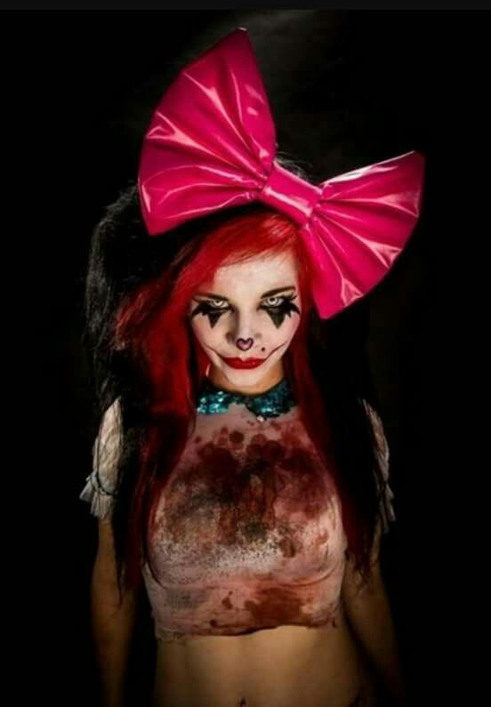 Pin by Amairani Heras on make Up D Pinterest - terrifying halloween costume ideas